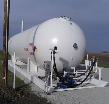 30,000 Gallon Skid