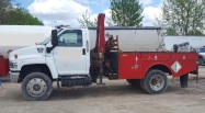 2007 Chevy C5500 Service Truck web pic2