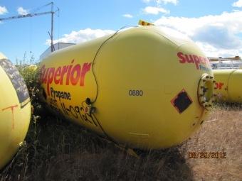 6500 LPG Tank
