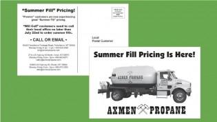 Summer Fill Postcard