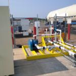 Combo pump bulkhead skid2