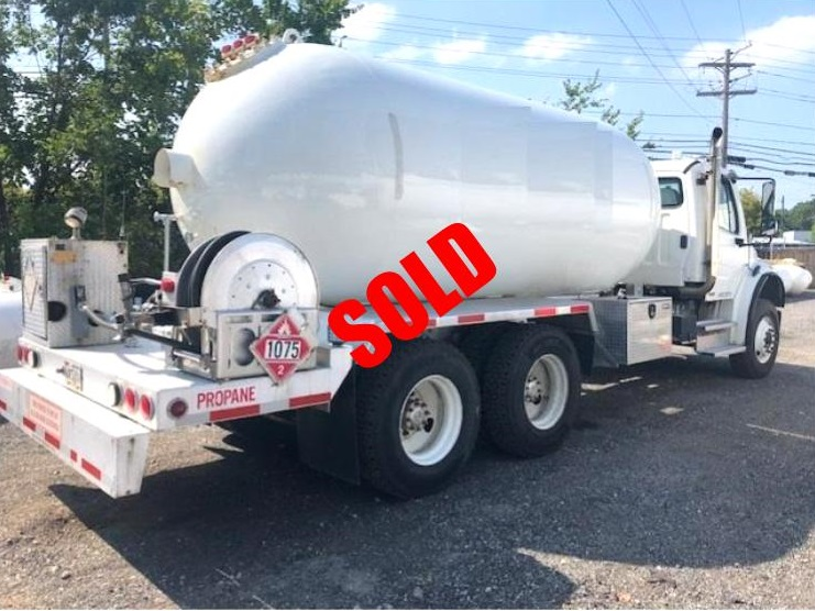 Used Bobtails | Alliance Truck & Tank